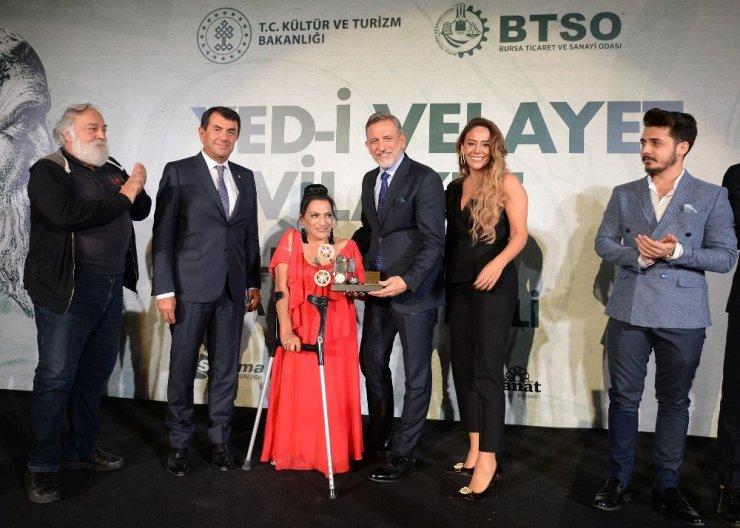 """""""Yed-i Velâyet 7 Vilâyet Kısa Film Festivali"""" ödülleri sahiplerini buldu"""