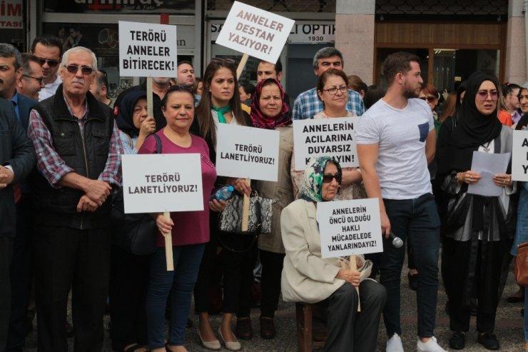 Balıkesirli annelerden Diyarbakırlı annelere destek