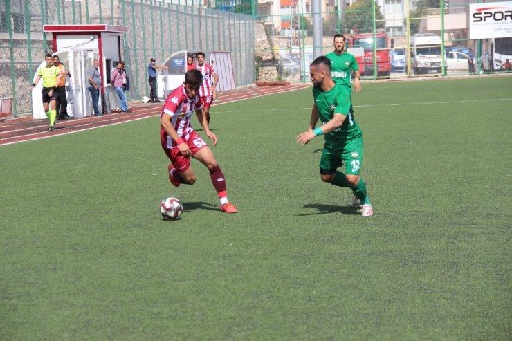 Ziraat Türkiye Kupası: Elazığspor: 0 - Büyükçekmece Tepecikspor: 1