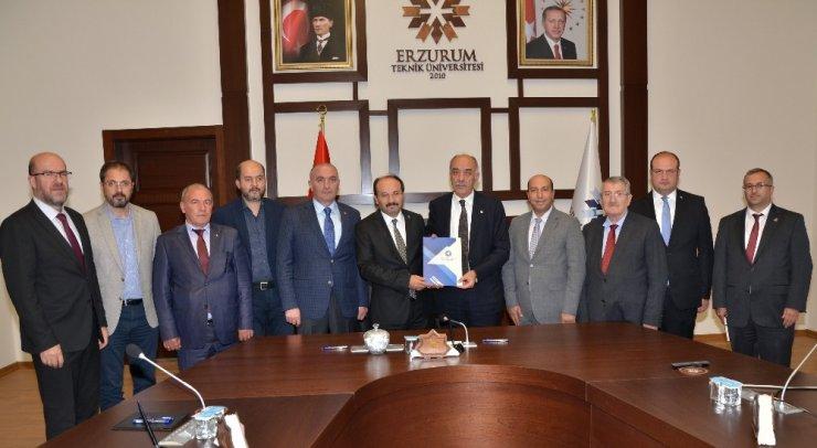 ETSO ve ETÜ'den 'İşbirliği Protokolü'