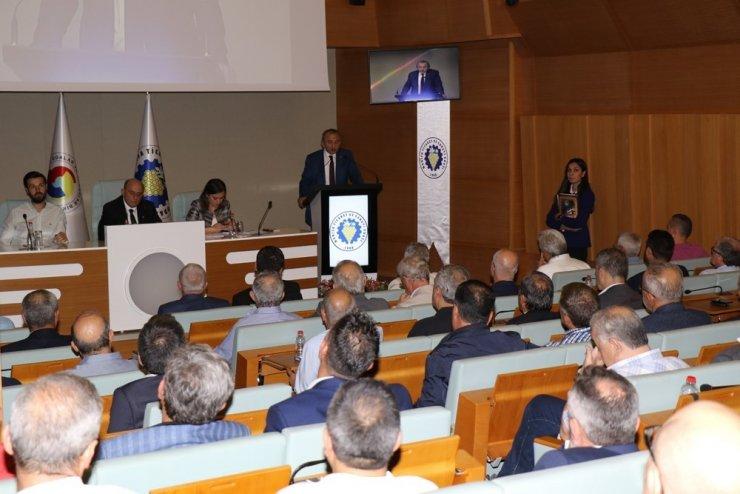 Manisa TSO Eylül Ayı Meclis Toplantısı gerçekleştirildi