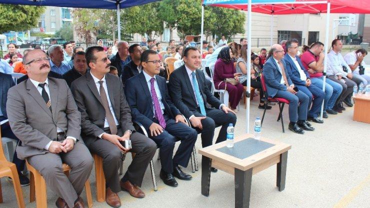 Alaşehir'de İlköğretim Haftası kutlandı