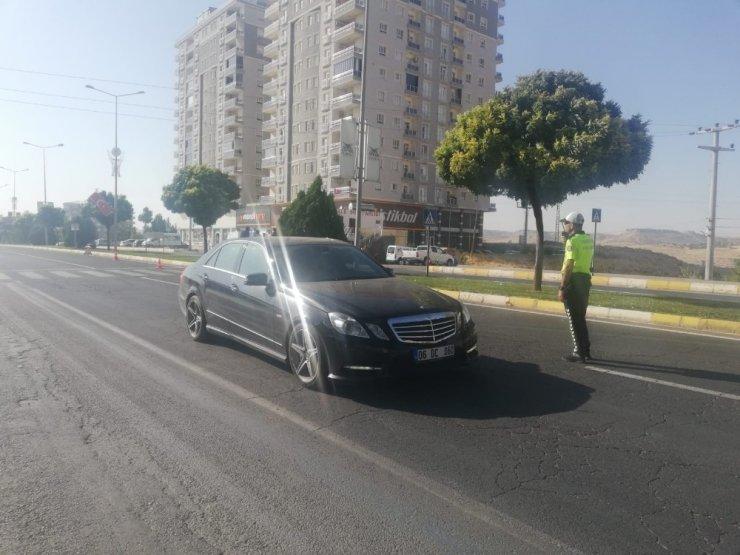 Mardin'de 'Dumansız araç' uygulaması