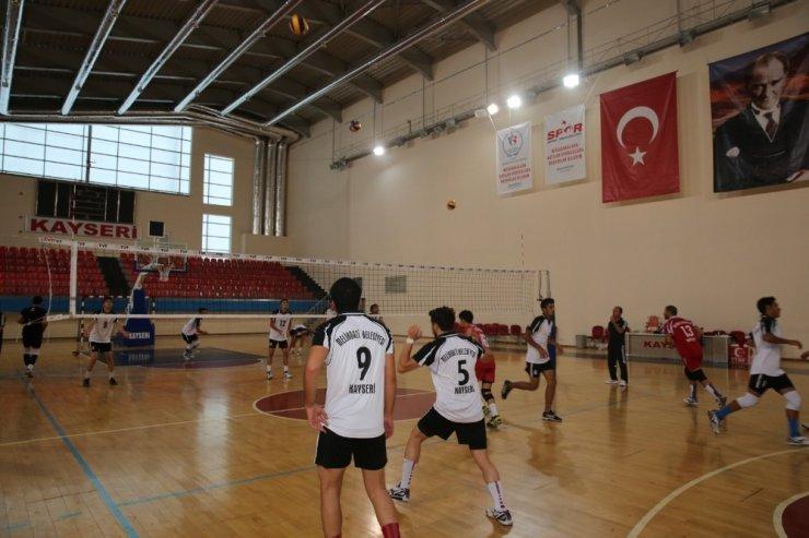 Melikgazi Belediyespor Voleybol Takımı 2. Lig'de