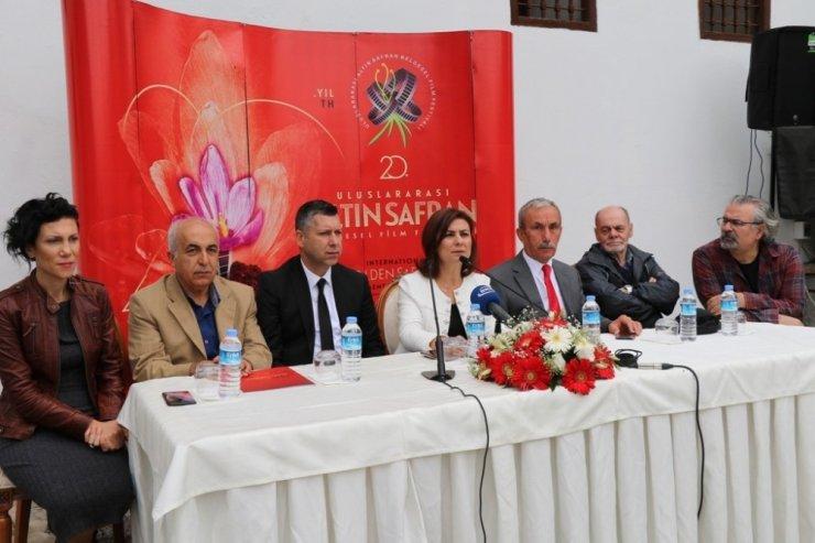 Safranbolu'da festival zamanı