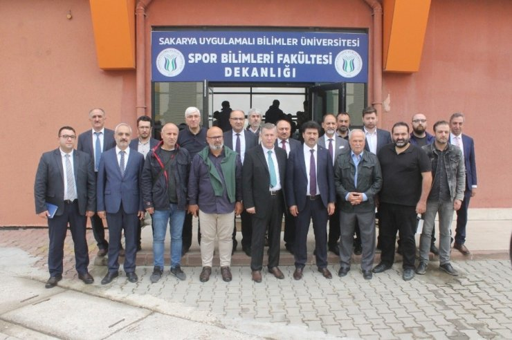Rektör Sarıbıyık üniversitenin bir yılını değerlendirdi