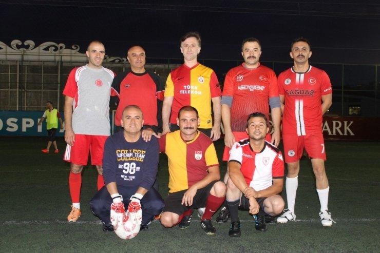 SAMULAŞ'ta 'futbol şöleni'