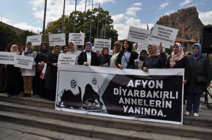 Afyonkarahisar'dan Diyarbakır'daki annelere destek