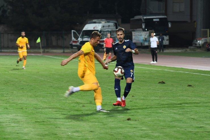 Ziraat Türkiye Kupası: Tarsus İdman Yurdu: 4 - Darıca Gençlerbirliği: 0