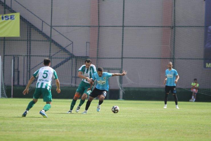 Ziraat Türkiye Kupası: Ekol Göz Menemenspor 2 - Kırşehir Belediyespor 1 (Maç sonucu)