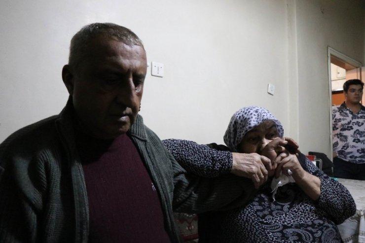 Kayseri'de kaybolduktan 13 yıl sonra Antalya'da bulunan Ahmet Çavuş, annesine kavuştu