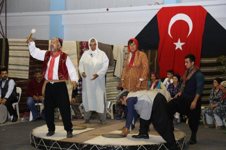 Kaş'ta Geleneksel Seyirlik Oyunları