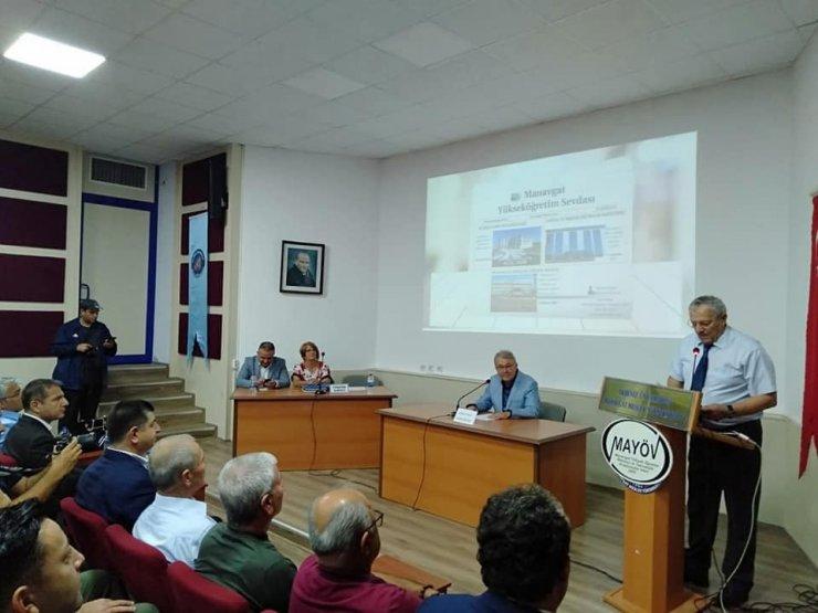 Gizli hayırseverden Manavgat'a 2 tane fakülte binası