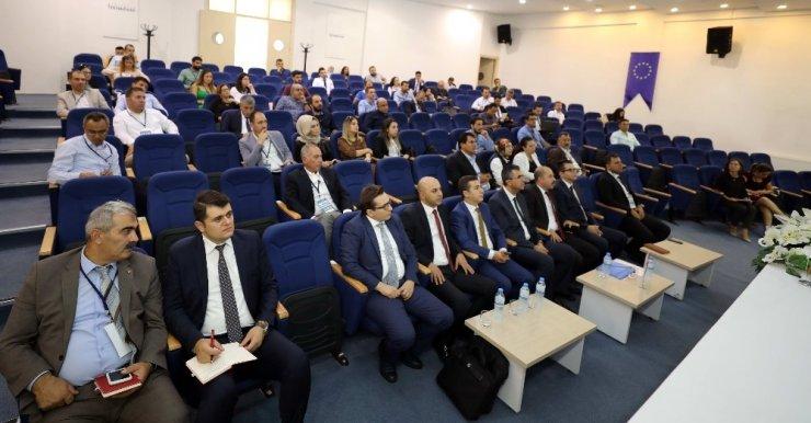 Ar-Ge merkezleri, Teknopark firmaları ve akademisyenlerle buluştu