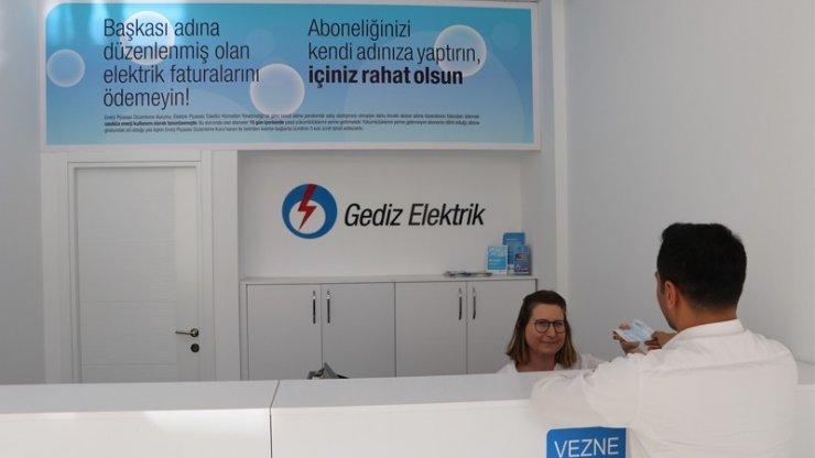 Gediz Elektrik, Bornova Ağaçlıyol'da yeni Müşteri İlişkileri Merkezi açtı