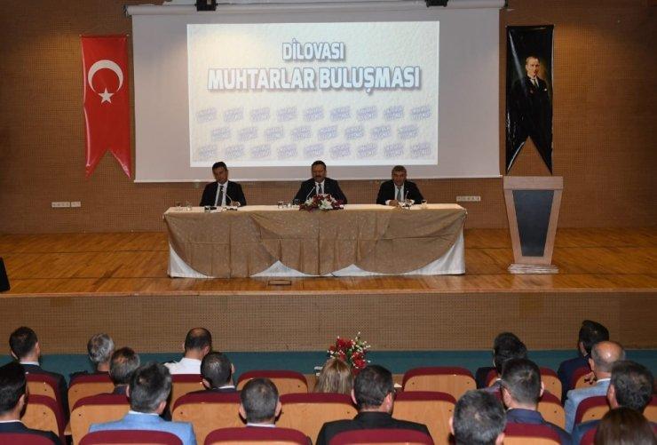 """Başkan Şayir, """"Kömürcüler OSB sorunu tarihe karışacak"""""""