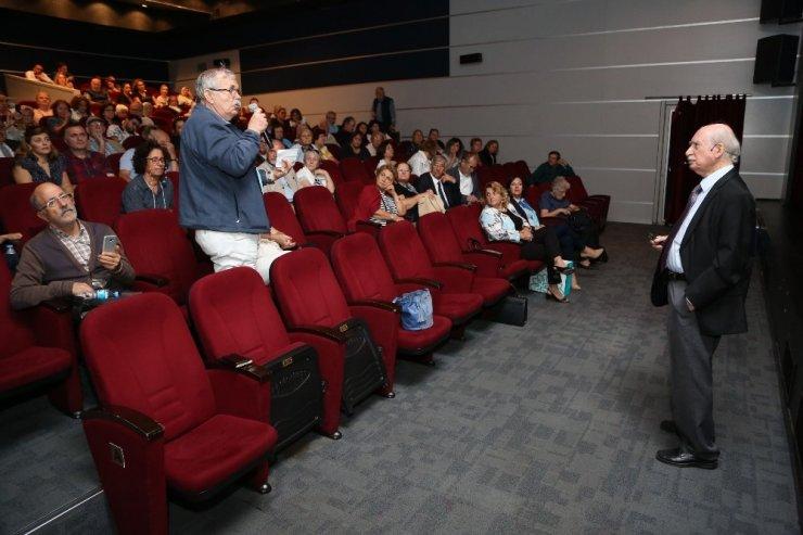 Taneli'den alzheimer konferansı