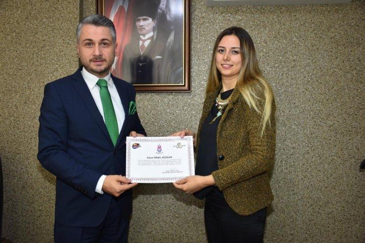 Şehzadeler Belediyesi çevre gönüllülerine teşekkür etti