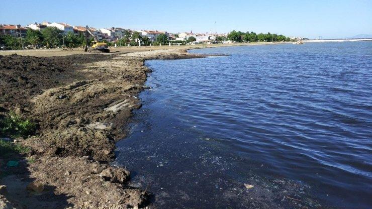Tekirdağ sahillerinde 600 ton çöp çıktı