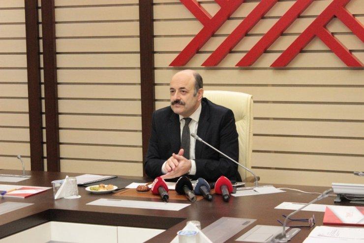 """YÖK Başkanı M. A. Yekta Saraç, """"Üniversite İzleme ve Değerlendirme Raporlarını bugün erişime açıyoruz"""""""