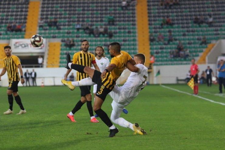 Ziraat Türkiye Kupası: Akhisarspor: 0 - Bayburt Özel İdare: 0