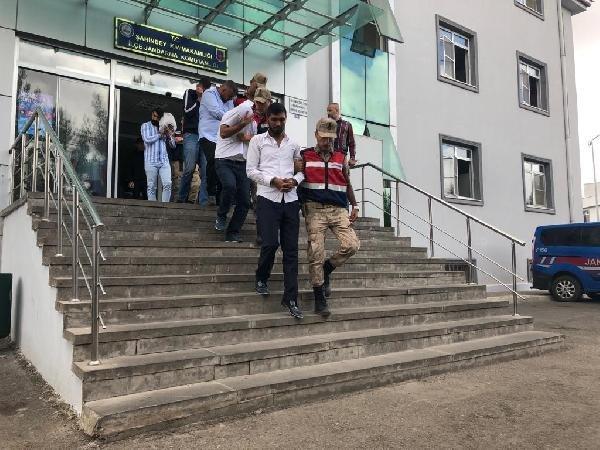 Gaziantep'te hırsızlık çetesine operasyon: 7 tutuklama