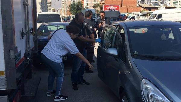 Konya'da pazarda silahlı kavga: Yaralılar var