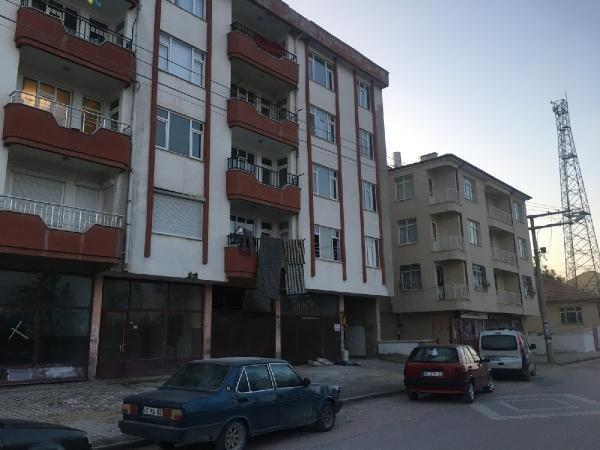 Konya'da balkondan düşen 12 yaşındaki Hüseyin, yaralandı