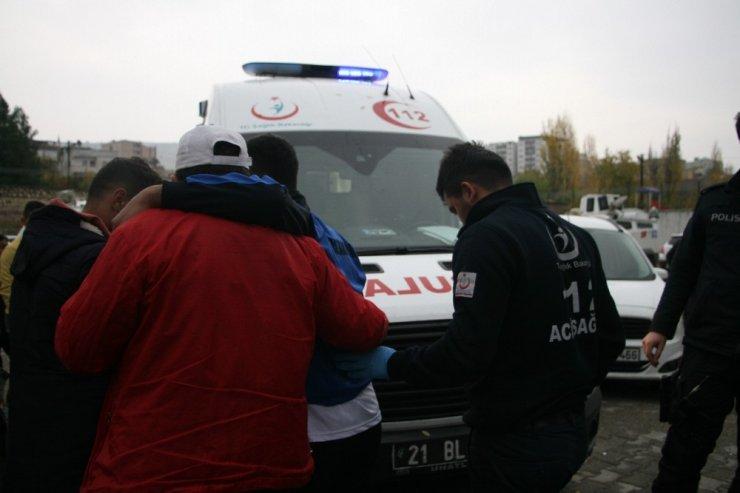 Silvan'da amatör maçta ambulans sıkıntısı ile ilgili görsel sonucu