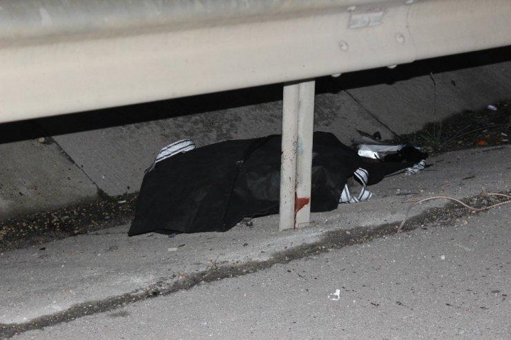 Bilecik'te otomobil yayaya çarptı: 1 ölü