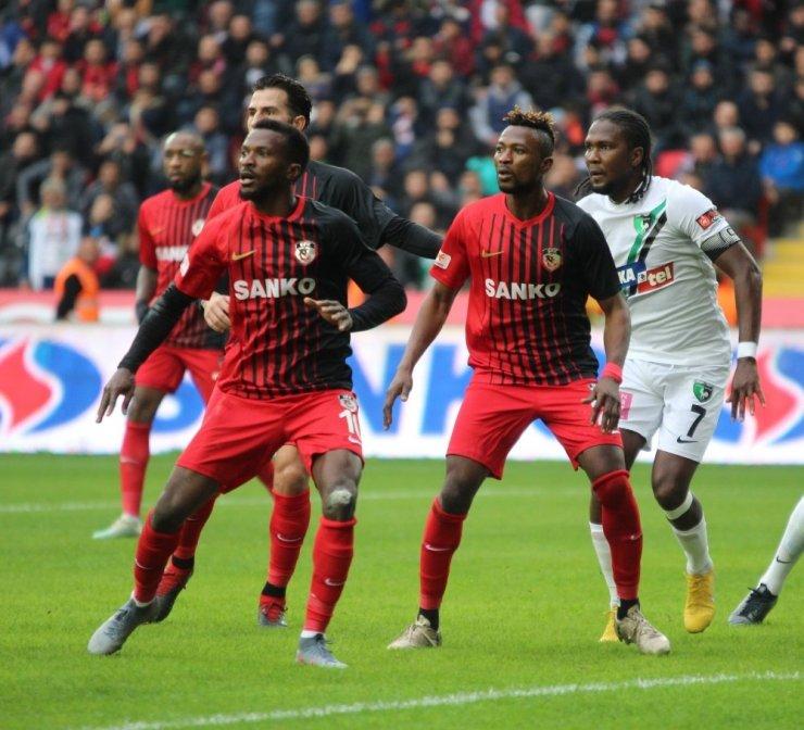 Gaziantep FK ile Konyaspor dokuzuncu randevuda