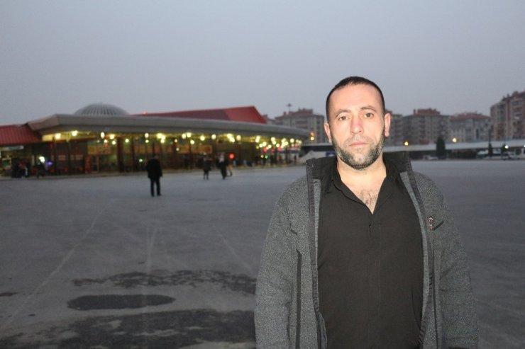Antalya'da kaybolan Burak'ın Konya'da görüldüğü iddiası
