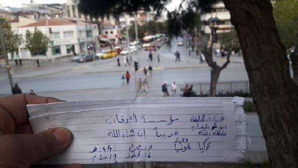 Konya'da Bağdadi'yi 'halife' olarak gören DEAŞ'lı sanık: Sempatim kalmadı
