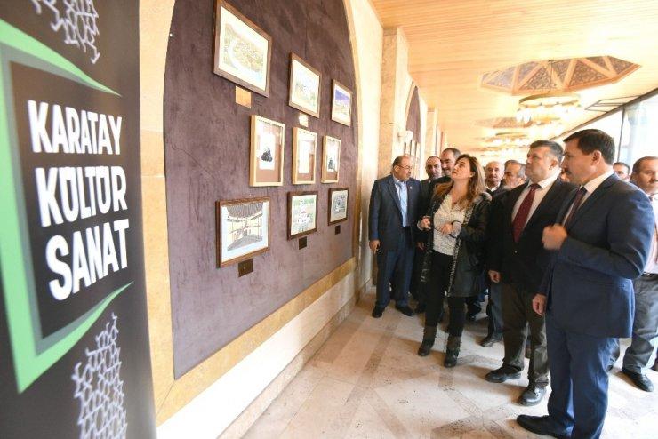 Karatay Belediyesinden Konya'nın kültür ve sanat hayatına katkı