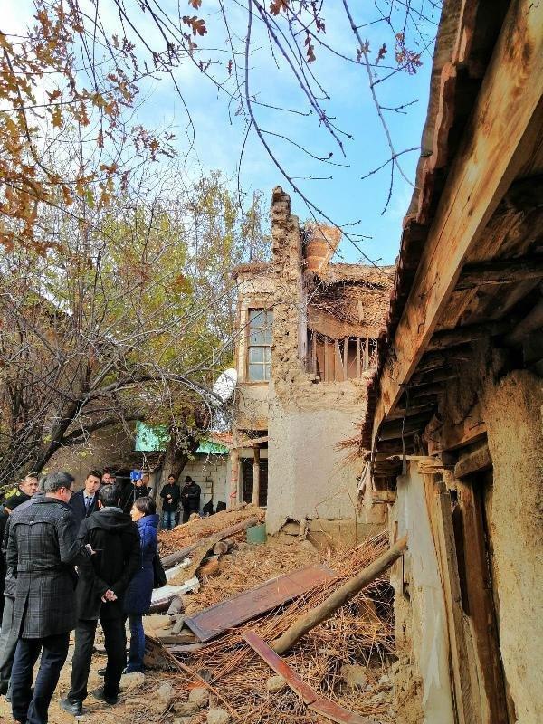 Kerpiç ev, Kültür Varlıkları Koruma Kurulu'ndan tescilli çıktı