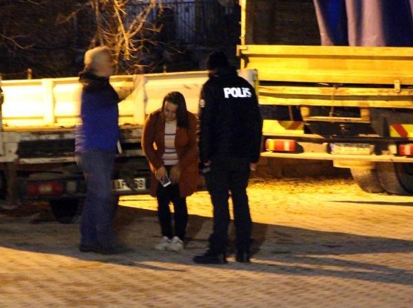 Nikahsız eşinin silahlı saldırısına uğrayan genç kadın ölümden döndü