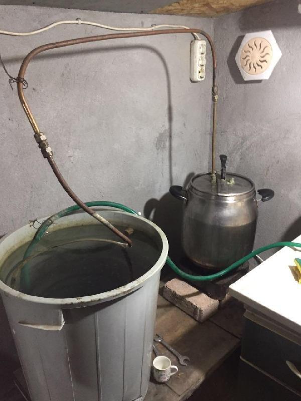 Çorlu'da sahte içki operasyonu: 3 gözaltı