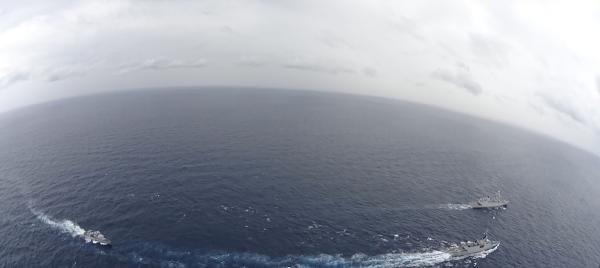 Fransa, İtalya ve Rum Kesimi Doğu Akdeniz'de askeri tatbikat başlattı