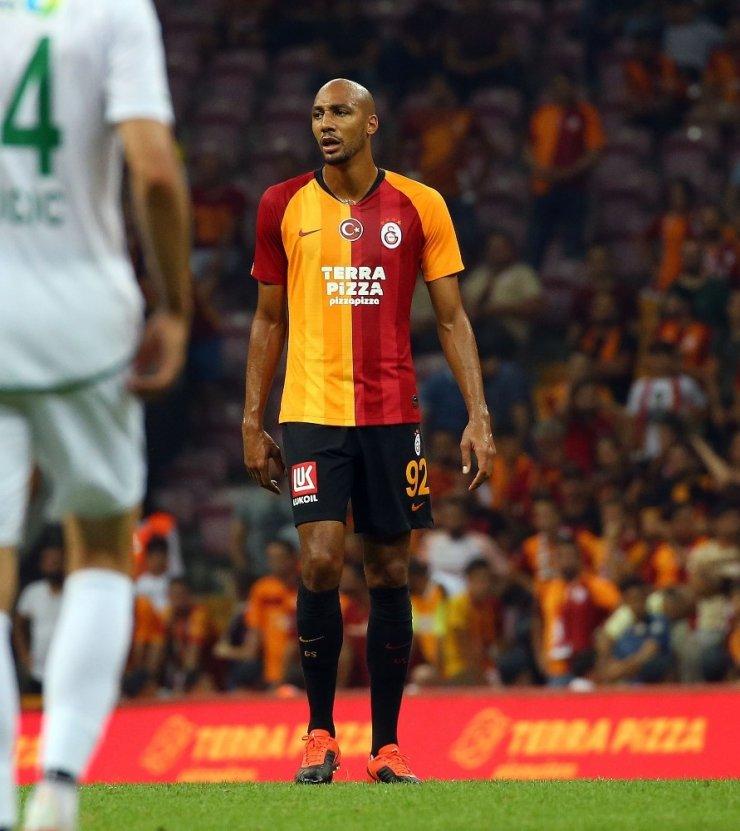 Steven Nzonzi 15 maçta 1288 dakika süre aldı