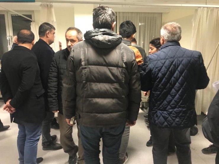 Tokat'ta gıda zehirlenmesi şüphesi: 18 lise öğrencisi hastaneye kaldırıldı