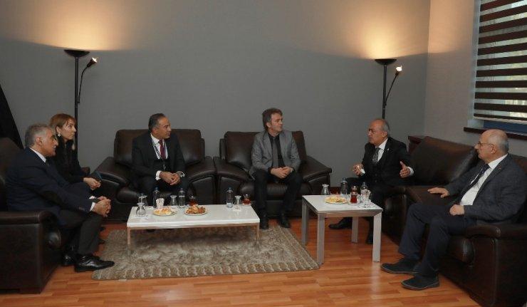 Kış Turizmi Kongresi Atatürk Üniversitesinde başladı