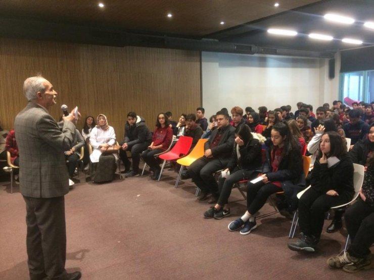 Kent Konseyi Başkanı Köksal, değerler eğitiminin önemine dikkat çekti