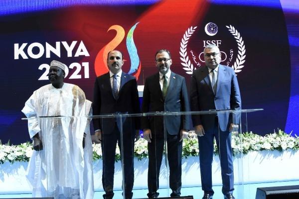 Spor Bakanı Kasapoğlu: Tesisleşme konusunda devrim niteliğinde işlere imza attık