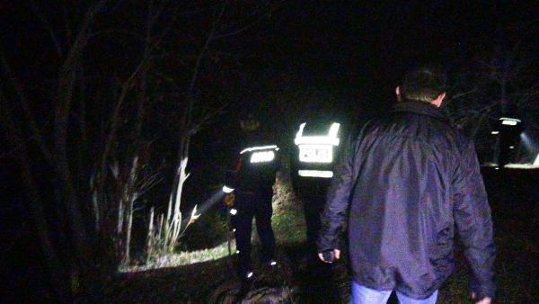 Yardım çığlığı ihbarına giden ekipler, sonuç alamadı
