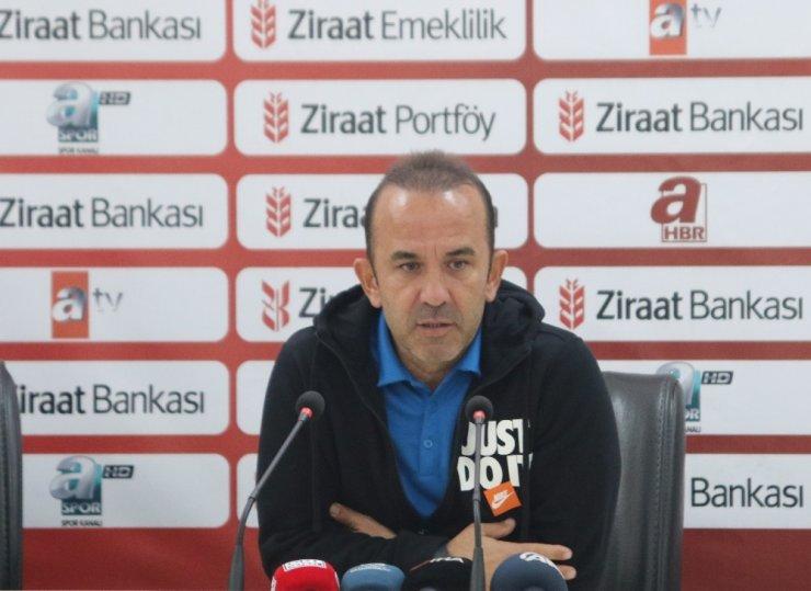 """Mehmet Özdilek: """"Kuralar çekilecek, gelecek rakibi bekliyoruz"""""""