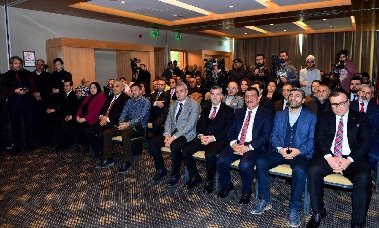 1.Uluslararası Malatya Gastronomi ve Kültür Kongresi başladı