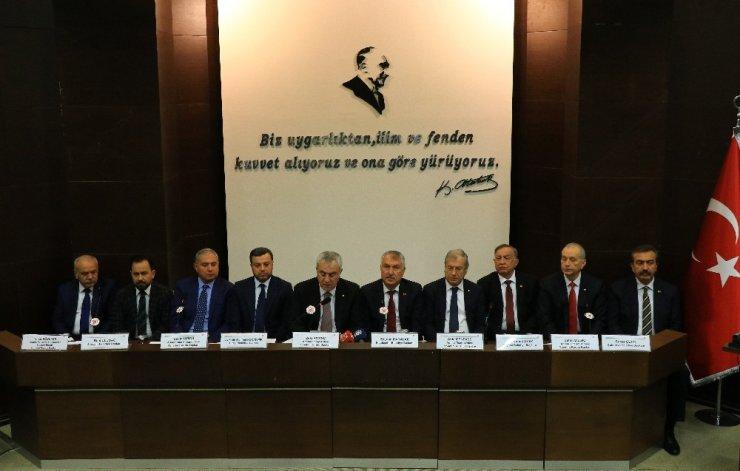 """Adana'dan """"Temsa'yı kurtaralım"""" çağrısı"""