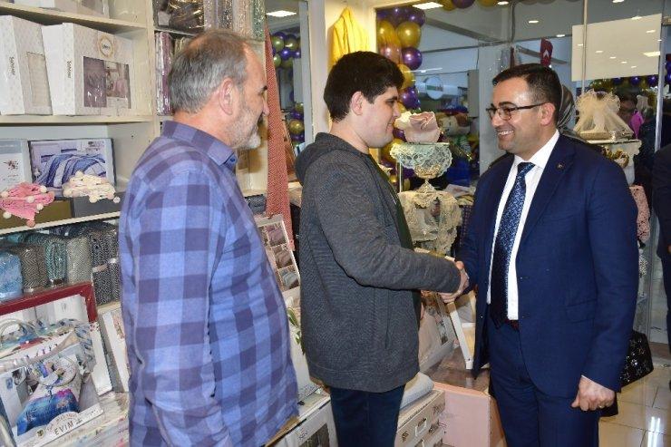 'Biga İndirimli Alışveriş Günleri' başladı