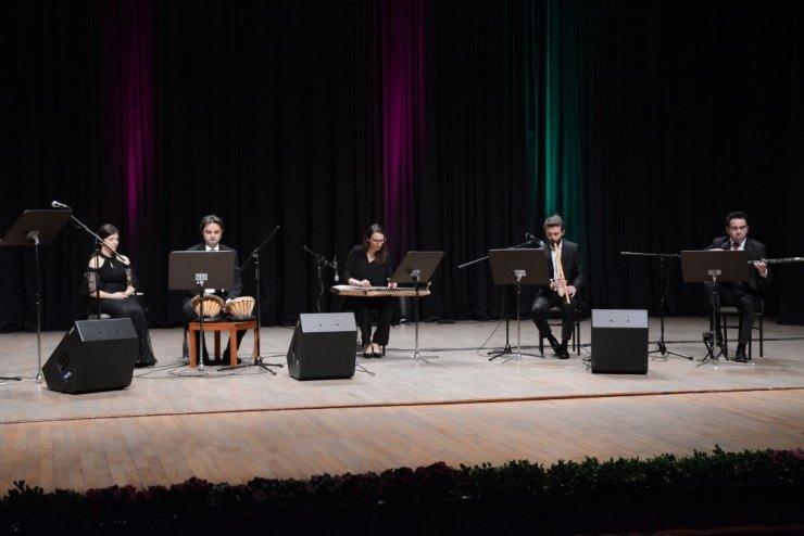 Anadolu ezgileri müzikseverlerle buluştu