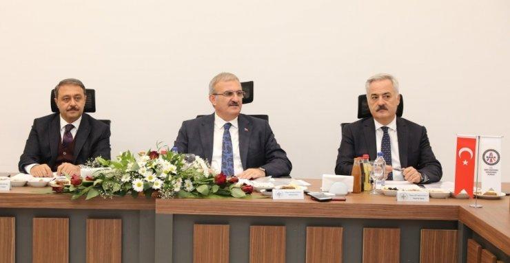 """Vali Karaloğlu: """"30 milyon TL'lik yatırım gerçekleştirilecek"""""""